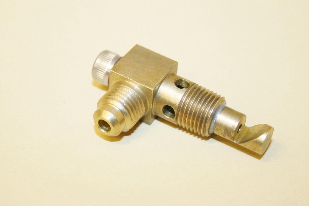 Nozzle jet degree hilborn brass