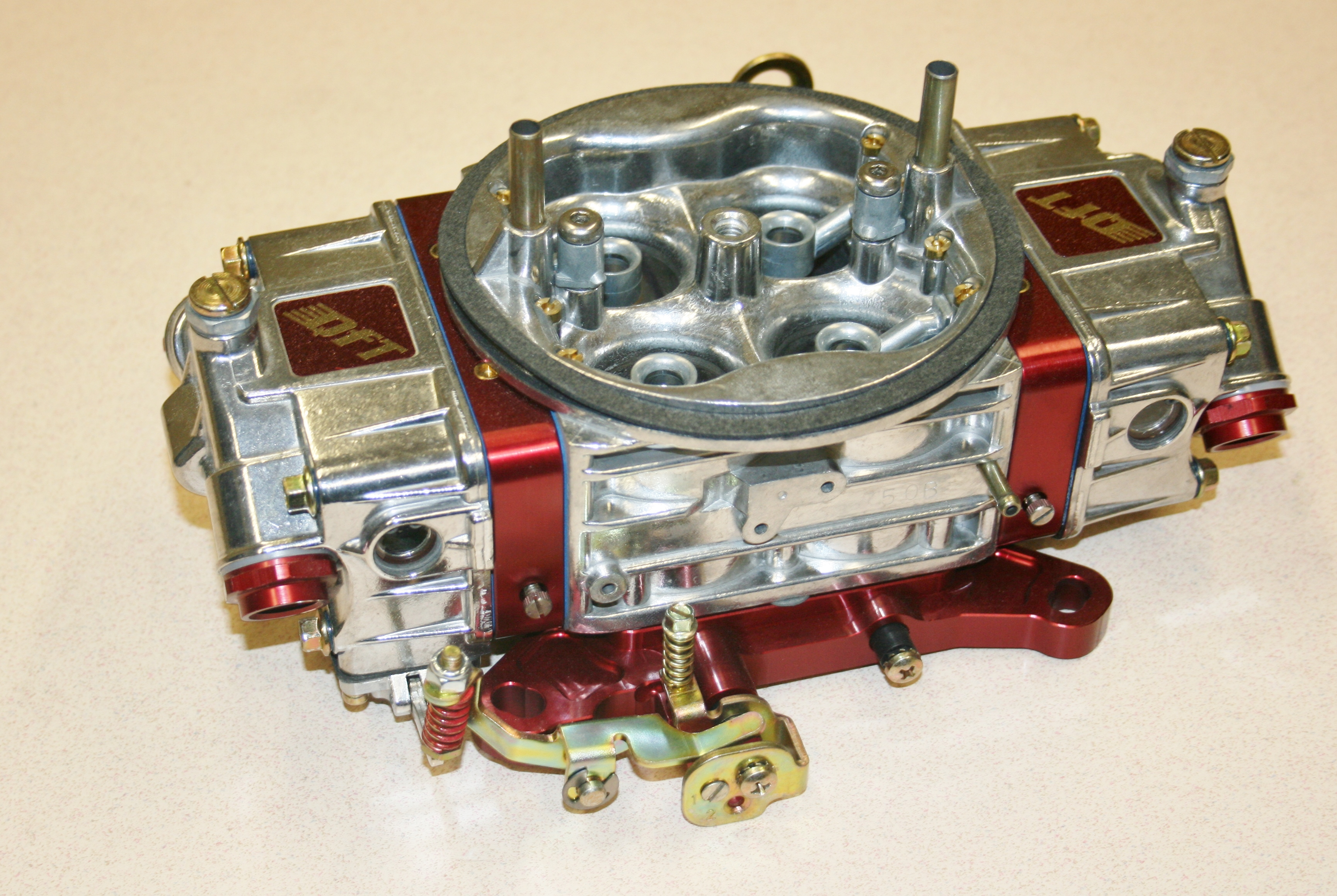 Fuel Systems For Blowers : Quick fuel blower carburetor