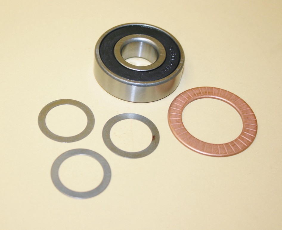 how to read a mag bearing