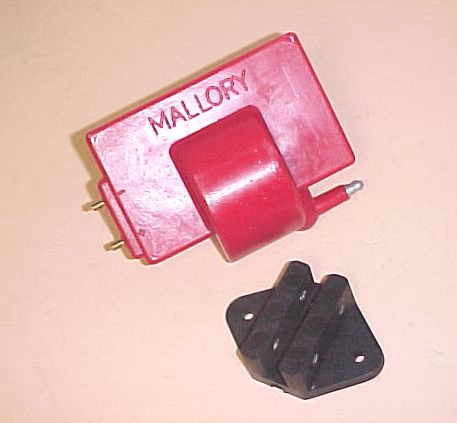 FIE/Mallory Coil Epoxy Super Mag m. on mallory magneto, mallory parts catalog, mallory wire,