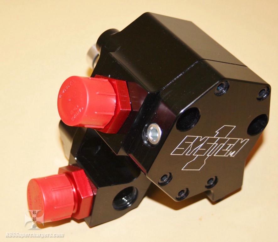 System 1 Hemi Wet Sump Oil Pump Assm