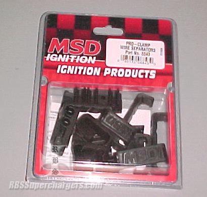 Spark Plug Wire Holder MSD 8843