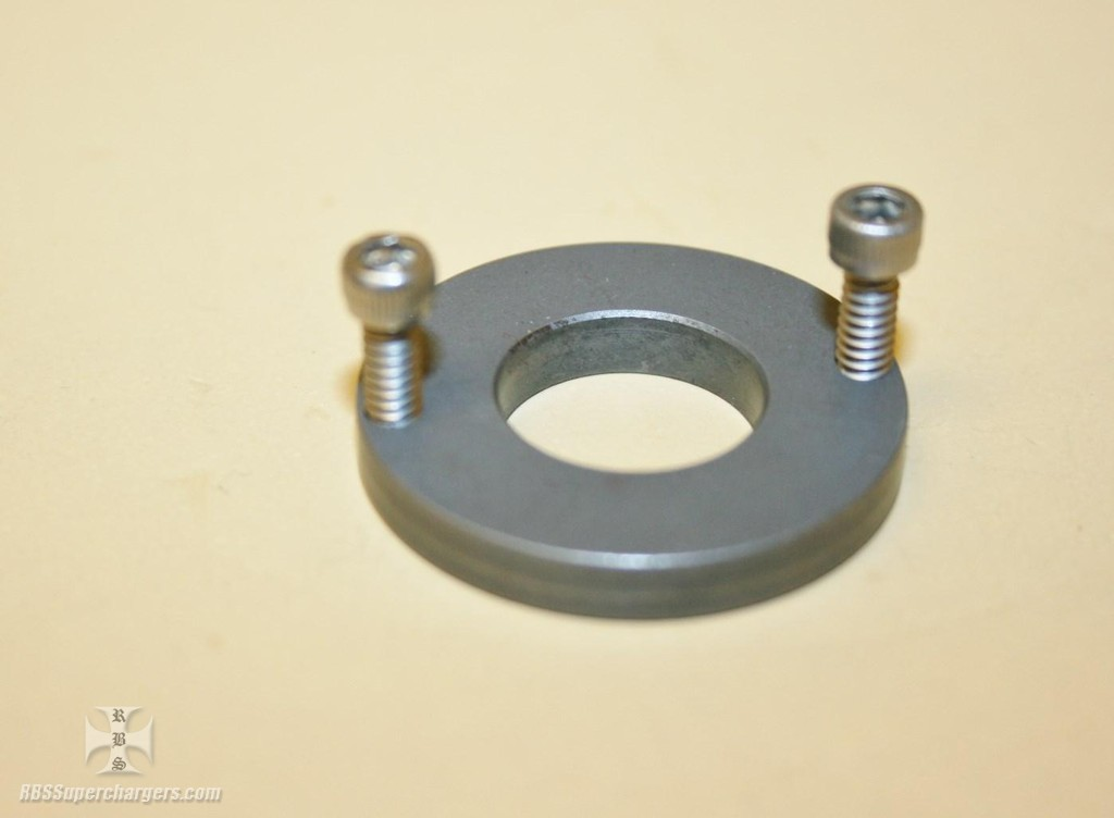 Enderle Hemi Mag Drive Bronze Gear Wear Plate