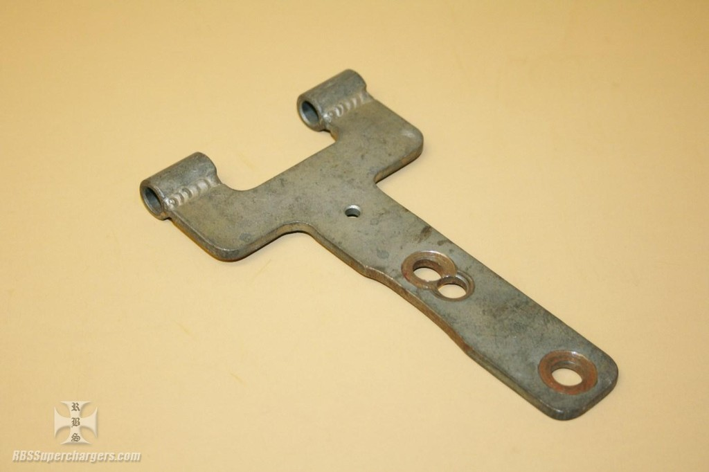 Used blower restraint steel header bracket c for Blower motor mounting bracket