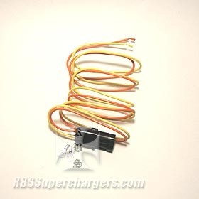 FIE/Mallory Magneto To Coil Wire Harness Weatherpak on