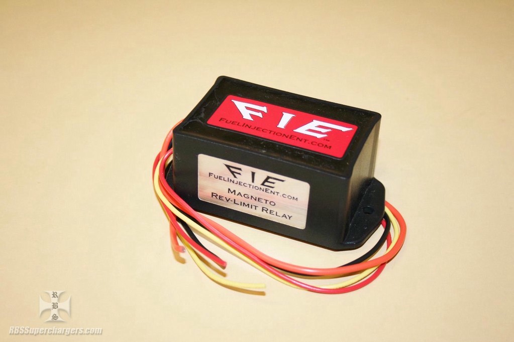 fie points type magneto rev limiter relay