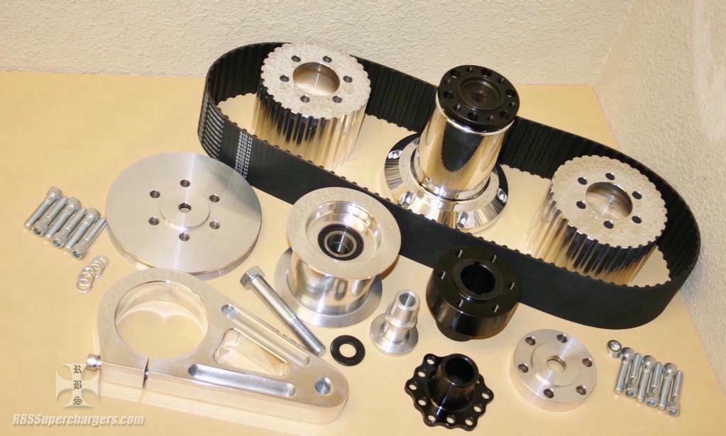 Pontiac 400-455 6-71/8-71 Blower Drive Kit