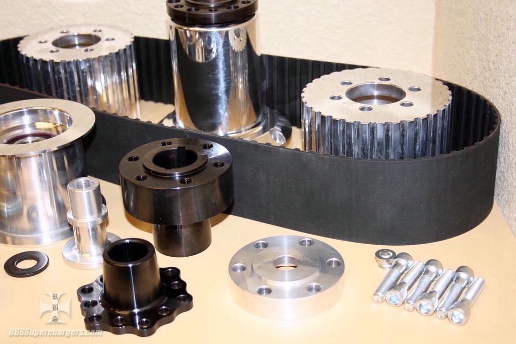 Chrysler 318-340-360 6-71 Blower Drive Kit