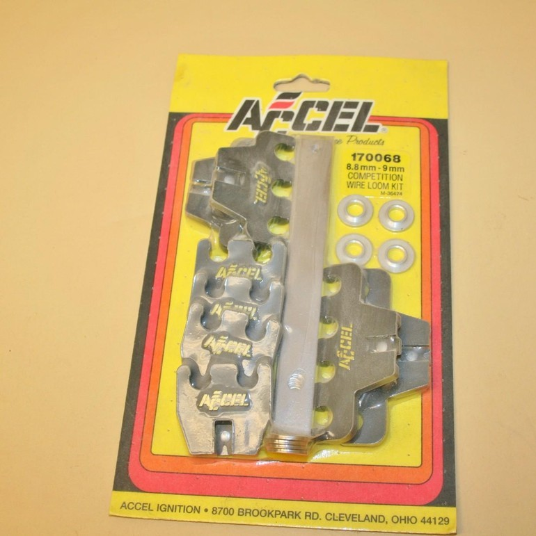 Accel Competition 8.8/9mm Wire Loom Kit