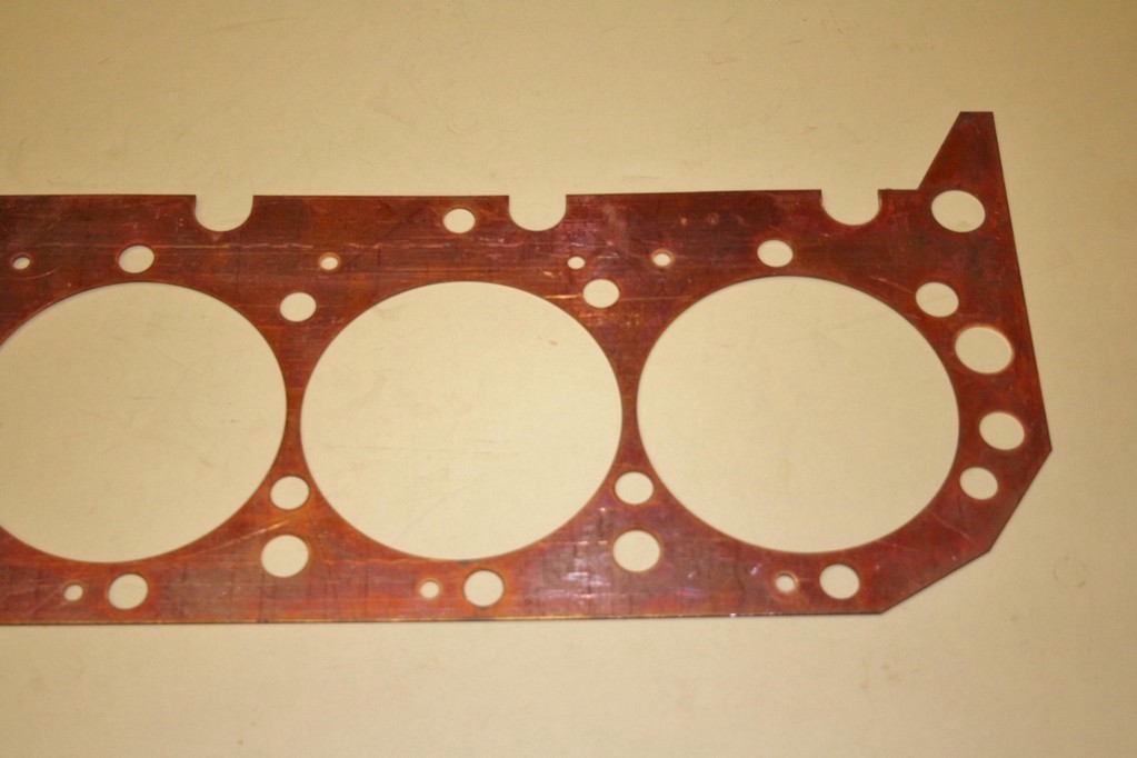 BBC Copper Head Gasket Set 4 620