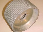 Used 8mm GT 80 center flange blower pulley mag 4.30""