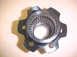 Splined Hemi Crank Hub Short RCD