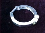 Fuel Pump Clamp RCD Billet Alum.