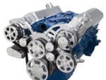 COMING SOON Serpentine System for 289, 302 & 351W - AC, Power Steering & Alternator