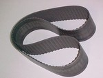 Used 600-H-300 1/2 Pitch Blower Belt