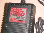 Used MSD pro battery pack smart charger