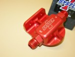 Used System 1 Remote Oil Filter Mount -12