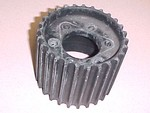 Used 13.9-27 tooth offset blower pulley mag