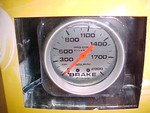 Used Autometer Brake Pressure Gauge Assm. #4626