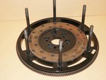 "Used Titan 10.00"" Alum. BBC Flywheel W/Ring Gear"