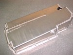 Williams CN Hemi Billet Rail Funny Car/Pro Mod Pan Wet/Dry Sump