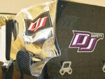 DJ 7.1 SFI Carbon Fiber Lower Engine Bucket
