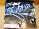 Moroso Ultra 40 Single Hemi Wire Kit