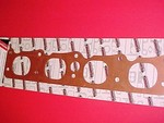 Veney Hemi Alch. Copper Exhaust Gasket Set