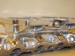 351C Ford 2V Blower Manifold Polished