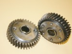 "OUT OF STOCK Steel Blower Gear Set Roots 1.125"" shafts"