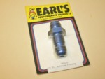 Used -10 Bulkhead Fitting Straight Earl's #983210