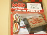 SOLD Used MSD Rpm Activated Switch #8950