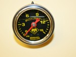 0 To 15 Pound Liquid Filled Boost Gauge