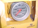 NOS Autometer Water Temp Gauge Assm. #4455
