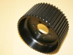 SOLD Used 11mm 49 Tooth Center Flange Blower Pulley GT