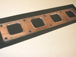 8.3 MBR/Fontana/Arias Embossed Copper Exhaust Gasket