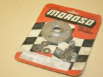 Used Moroso Steering Wheel Flange Weld On #80100
