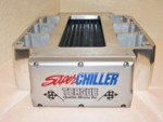 SOLD ~Used Superchiller Intercooler Polished Alum. 6-71 Thru 16-71 Assm.