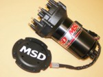 MSD 44 Generator Pro Cap Band Clamp Mount Black
