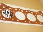 NOS/New SCE 426 Hemi Copper Head Gaskets .100""