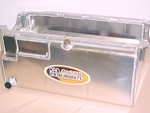 Olson Billet Rail SBC Wet/Dry Sump Oil Pan