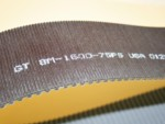 Used 1600-8m-75 GT Blower Belt