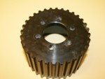 Used 14mm 32 GT Tooth Blower Pulley Alum.
