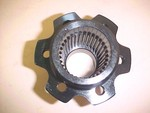 Hemi Splined Crank Hub Short RCD