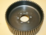 Used 11mm 58 GT Tooth Center Flange Blower Pulley