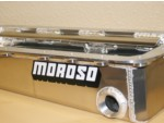 Moroso Hemi Wet Sump Oil Pan BAE/KB Funny Car/Pro Mod
