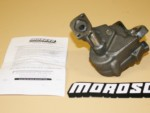 "Moroso BBC Hi Volume Oil Pump & Pick Up 8"" Oil Pan"