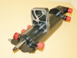 SOLD Used Auto-Verdi Six Stage Dry Sump Oil Pump W/Air-Oil Separator