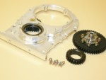"KB Olds/ New Century Gear Drive Assm. Billet .250"" Raised Cam"