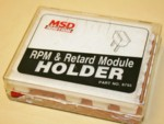 Used MSD Rev Limiter RPM Chips 3,000-7,600 W/Carrying Case